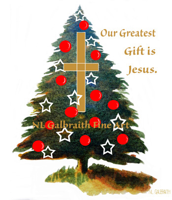 Our Greatest Gift is Jesus.