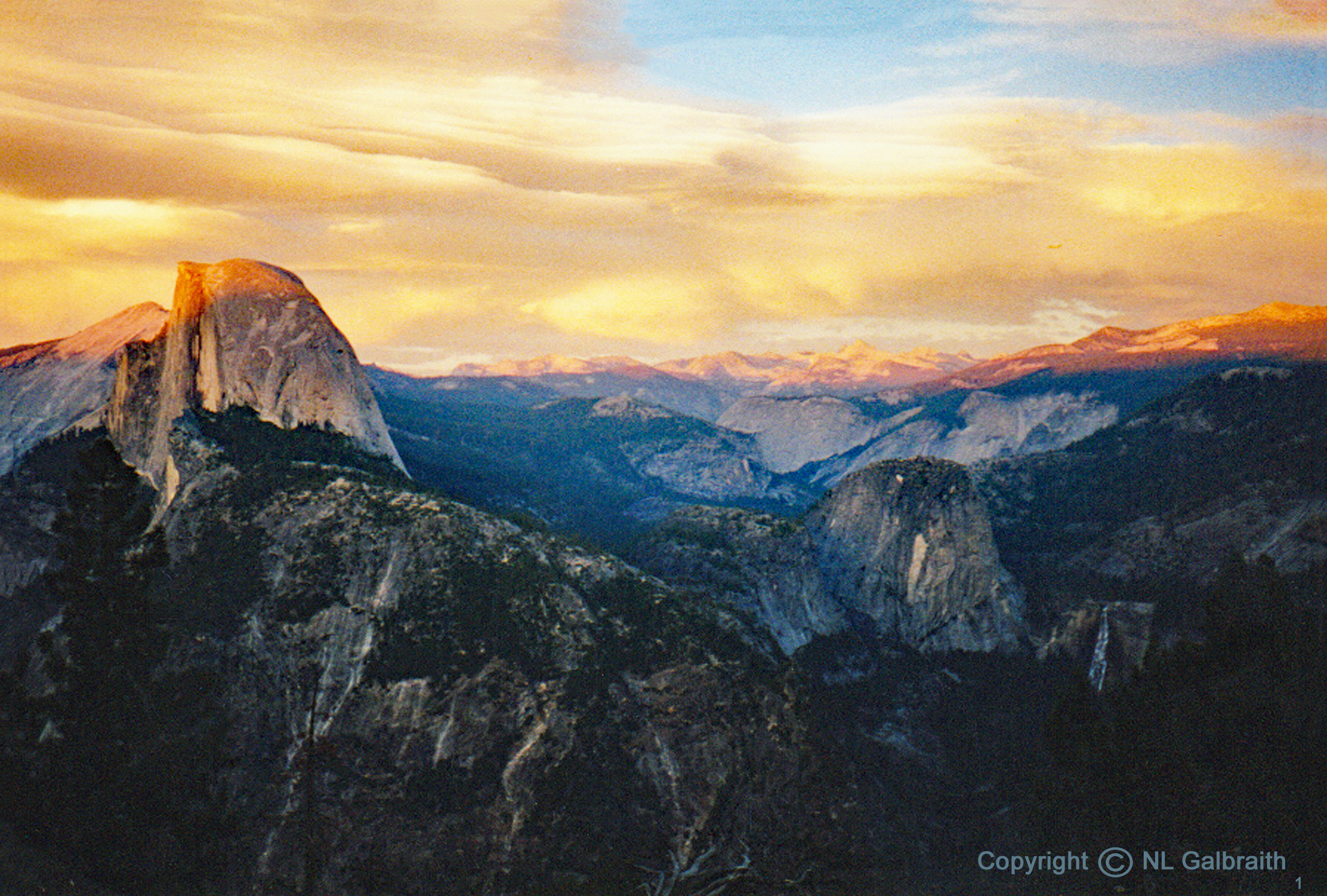 Support our National Parks, and visit often.