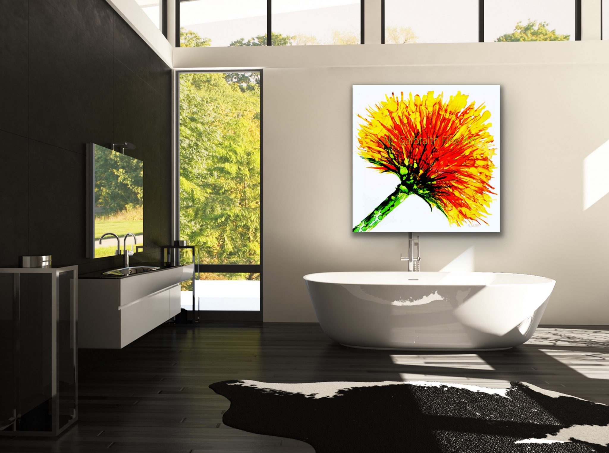 MASTER BATH & SPA ART