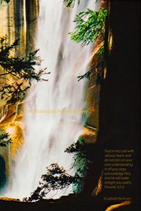 Read more about the article Yosemite's Vernal Falls On The Mist Trail, Yosemite #2