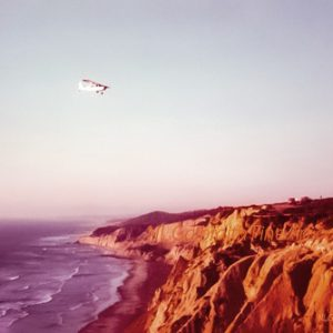 California Coastal Flight