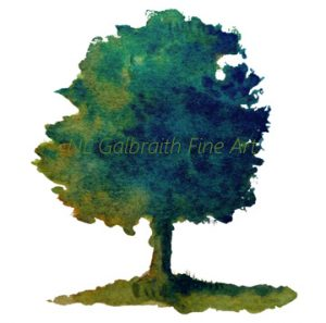 "NL Galbraith's ""Green Shade Tree"" wins Honorable Mention!"